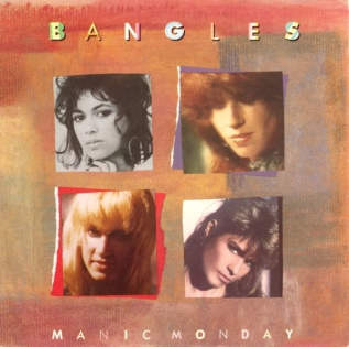 Manic Monday 1986 single by the Bangles