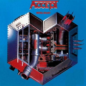 <i>Metal Heart</i> album by Accept