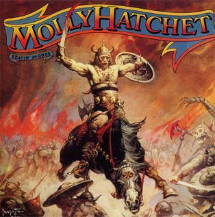 <i>Beatin the Odds</i> (Molly Hatchet album) 1980 studio album by Molly Hatchet