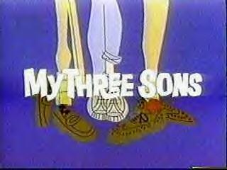 <i>My Three Sons</i> American sitcom