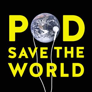 <i>Pod Save the World</i> American podcast
