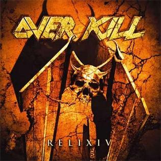 <i>ReliXIV</i> 2005 studio album by Overkill