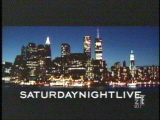 The title card for the twenty-sixth season of Saturday Night Live.