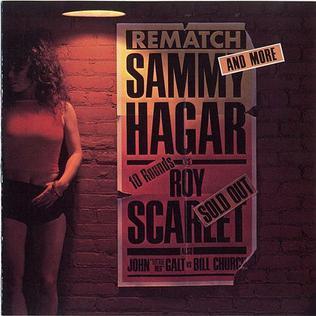 <i>Rematch</i> 1982 compilation album by Sammy Hagar
