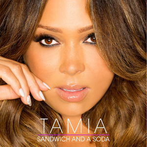 Tamia — Sandwich and a Soda (studio acapella)