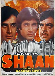 <i>Shaan</i> (1980 film) 1980 Indian film