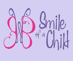 Smile of a Child logo used from December 24, 2005 to December 31, 2016.