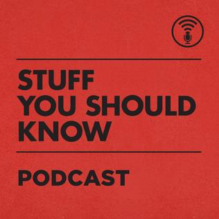 Picture of a podcast: Stuff You Should Know