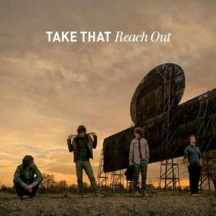 Reach Out (Take That song) single