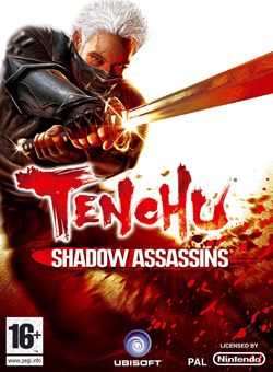 Tenchu Shadow Assassins jpgTenchu