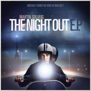 Martin Solveig — The Night Out (studio acapella)