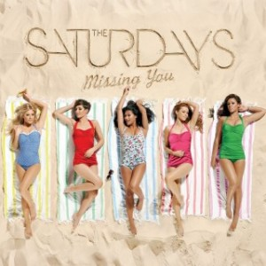 The Saturdays — Missing You (studio acapella)