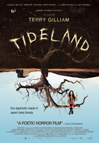 Tideland (2005) movie poster