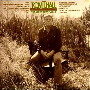 Greatest Hits Vol. 2 (Tom T. Hall album) - Wikipedia