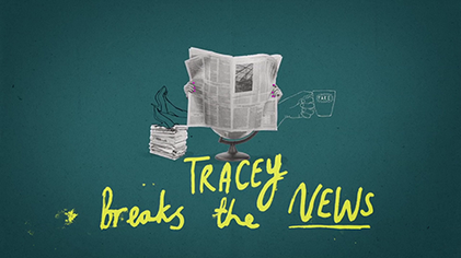 Tracey Breaks the News - Wikipedia