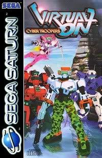 [Análise Retro Game] - Cyber Troopers Virtual-On - Sega Saturn/PC/PS2/PS3 VirtualOnBox