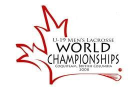 2008 Mens U-19 World Lacrosse Championship