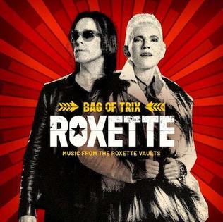 <i>Bag of Trix</i> 2020 box set by Roxette