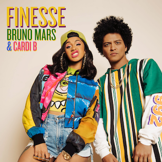 Finesse (song) 2018 single by Bruno Mars featuring Cardi B