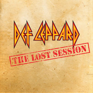 <i>The Lost Session</i> 2018 EP by Def Leppard