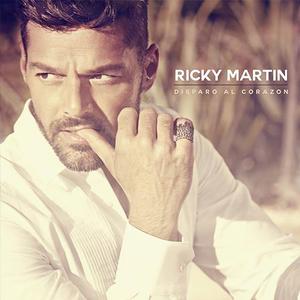 Ricky Martin - Disparo al Corazón (studio acapella)