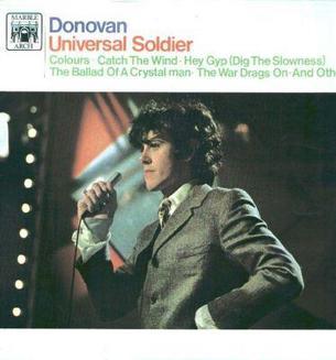 Universal Soldier 1967 Donovan Album Wikipedia