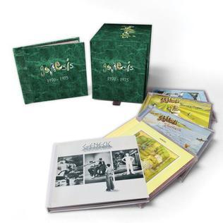<i>Genesis 1970–1975</i> live album by Genesis