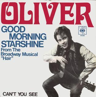 Good Morning Starshine US 1967 song