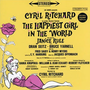 <i>The Happiest Girl in the World</i> musical