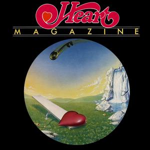 <i>Magazine</i> (Heart album) 1977 studio album by Heart