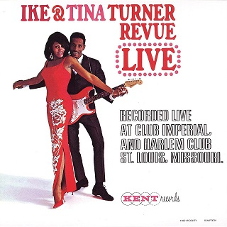 <i>Ike & Tina Turner Revue Live</i> 1964 live album by Ike & Tina Turner