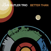 Better Than single by John Butler Trio