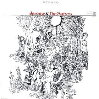 <i>Jeremy & The Satyrs</i> 1968 studio album by Jeremy Steig & The Satyrs
