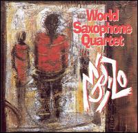 <i>MBizo</i> 1999 studio album by World Saxophone Quartet