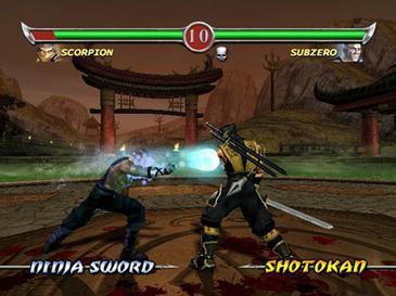 Znalezione obrazy dla zapytania Mortal Kombat 5