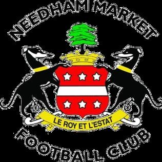 Needham Market F.C. Association football club in England