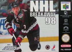<i>NHL Breakaway 98</i>