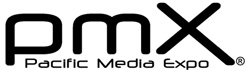 Pacific Media Expo logo