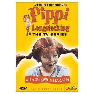<i>Pippi Longstocking</i> (1969 TV series) 1969 television series