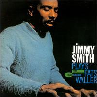 <i>Plays Fats Waller</i> 1962 studio album by Jimmy Smith