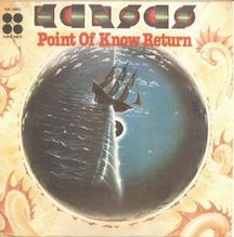 Point of Know Return German single cover.jpg