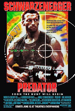 Predator full movie (1987)