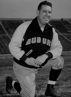 Ralph Jordan American football and basketball coach