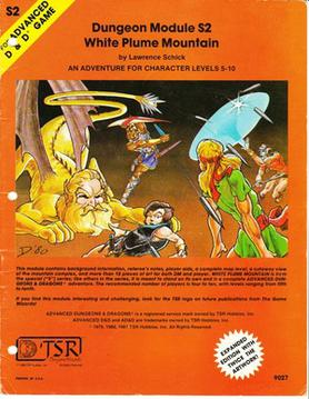 white plume mountain wikipedia