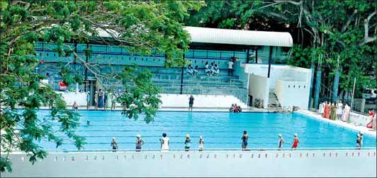 Colombo Swimming Club Rooms