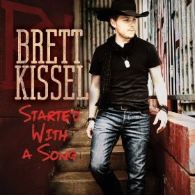 <i>Started with a Song</i> album by Brett Kissel