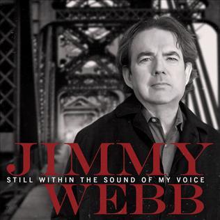 Still Within The Sound Of My Voice Jimmy Webb Album