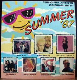 <i>Summer 87</i> compilation album