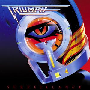 <i>Surveillance</i> (Triumph album) 1987 studio album by Triumph