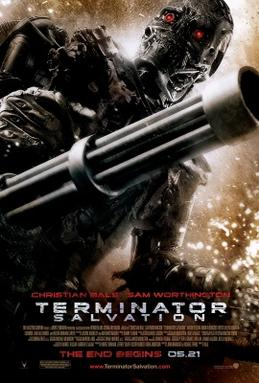 Terminator Salvation (2009) movie poster